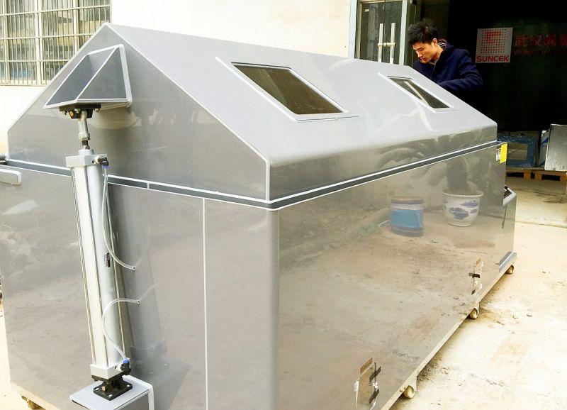 人工模拟盐雾腐蚀加速试验